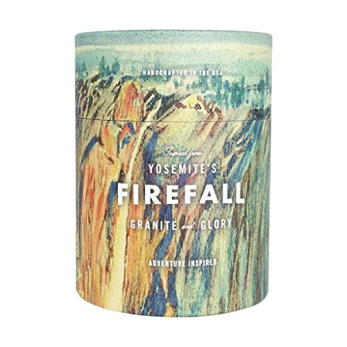 Ethics Supply Co, Candle Yosemites Firefall, 11 Ounce