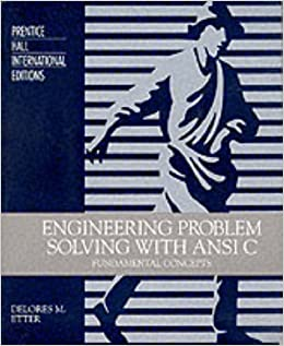 Bitorrent Descargar Engineering Problem Solving With Ansi C: Fundamental Concepts Donde Epub