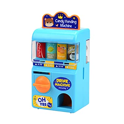 FILDRGT Arcade Claw Machine, Children Simulated Sound Vending Machine Kit Pretend Play Education Toy: Sports & Outdoors