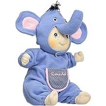 Rubens Barn Ark Soft Doll in Animal Outfit, Elephant