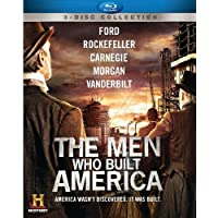 Men Who Built America  [Blu-ray] [Importado]