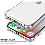 Plus Shock Proof Clear Transparent Hard Back Hybrid Soft Bumper Anti Scratch Cover Cases for Apple iPhone 11 Pro