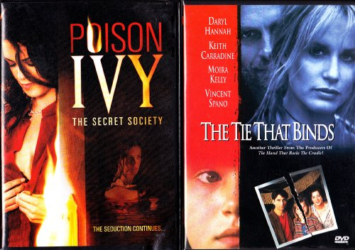 The Ties That Binds , Poison Ivy The Secret Society : 2 Pack