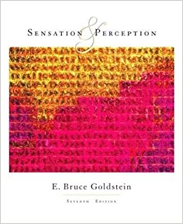 sensation and perception examples