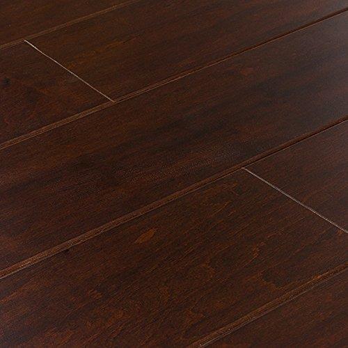 38 Prefinished Engineered Hardwood Flooring Mohawk Maple Cognac