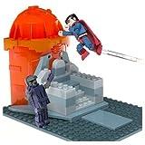 C3 Throne Room Battle Superman and Darkseid Minimates