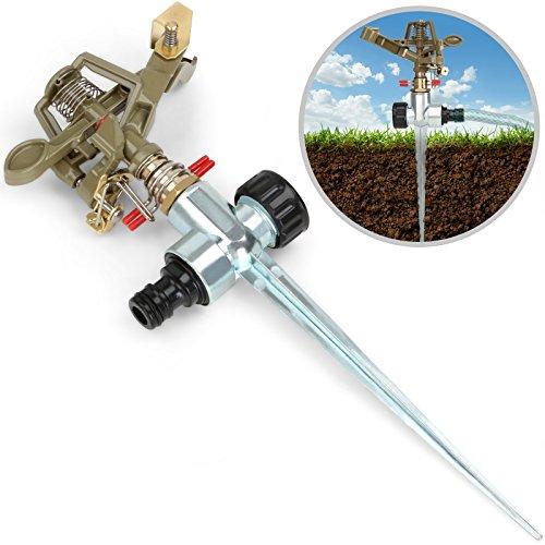 Jago-Impulsregner-Rotationssprinkler-Rasensprenger-Sprinkler-Regner