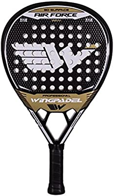 WINGPADEL Air Force Oro: Amazon.es: Deportes y aire libre