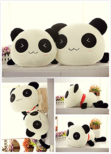 Stuffed Plush Doll Toy Animal Giant 70CM Cute Panda Pillow Bolster Gift New by LITTLESTONE