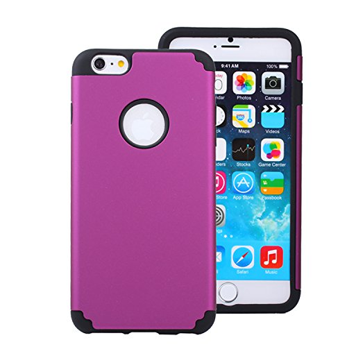 iPhone 6 Plus Case, Firefish 2 in 1 Hard - Elegant Purple Box Shopping Results