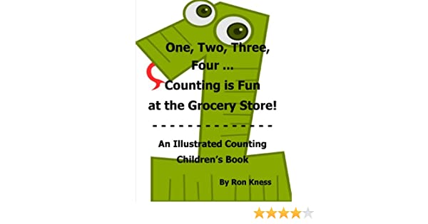 One, Two, Three, Four...Counting Is Fun At The Grocery Store!