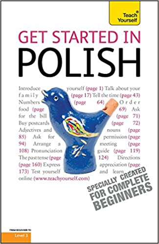 Teach Yourself Get Started in Polish (Teach Yourself Beginner's Languages)