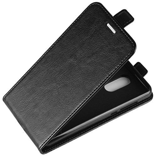 Funda Libro para LEAGOO M5 EDGE,Manyip Suave PU Leather Cuero Con Flip Cover, Cierre Magnético, Función de Soporte,Billetera Case con Tapa para Tarjetas A