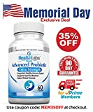 #1 Advanced Probiotic Extra Strength Supplement for a - Best Reviews Guide