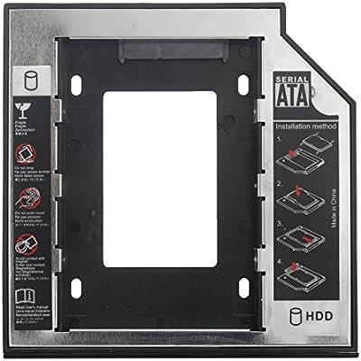 Storite - Caja para Disco Duro SSD de 2,5