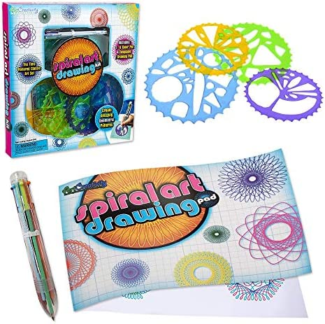 ArtCreativity Spiral Drawing Art Kids product image