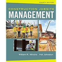 Construction Jobsite Management