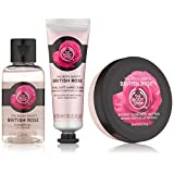 The Body Shop British Rose Beauty Bag