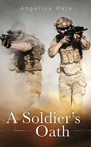 A Soldier's Oath (Soldier's Pact Book 2) by [Kate, Angelica]