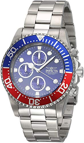 Invicta Men's 1771 Pro Diver Collection Stainless Steel Chronograph - Invicta Coin Diver Edge