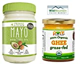Primal Kitchen Paleo Avocado Oil Mayo and Pure Indian Foods Ghee Combo Pack