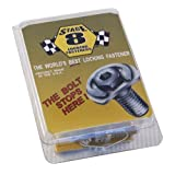 Stage 8 3952 Turbo Locking Nut Kit with 10mm-1.50 Nuts by Stage 8
