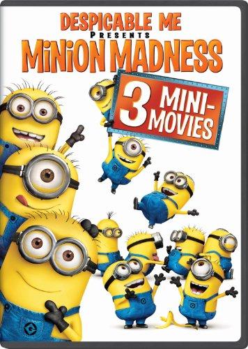Despicable Me Presents: Minion Madness (Despicable Movie)
