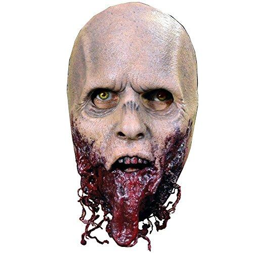 Trick or Treat Studios Men's Walking Dead-Jawless Walker Face Mask, Multi, One (Walking Dead Zombie Halloween)