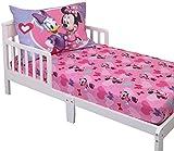 Disney Minnie Mouse Toddler Sheet Set  sc 1 st  Amazon.com & Amazon.com: Lavender Minnie Mouse Canopy Bed: Kitchen u0026 Dining