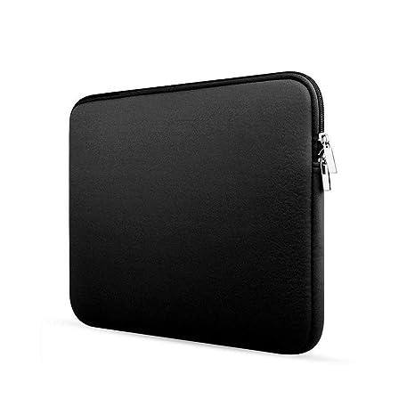 Laat portátil Laptop Sleeve Funda para portátil cremallera para Ultrabooks/MacBook Air/MacBook Pro de 13 pulgadas