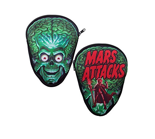 Zip 666 Trooper Pouch Attacks Bag Mars Kreepsville RwI1HP