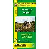 Maifeld und Untermosel 1 : 25 000 (Freizeitkarten Rheinland-Pfalz 1:15000 /1:25000)