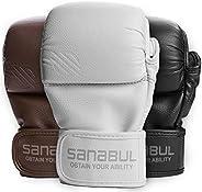 Sanabul New Item Battle Forged 7 oz MMA Hybrid Sparring Gloves