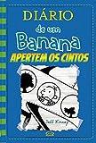capa de Diário de Um Banana 12. Apertem os Cintos