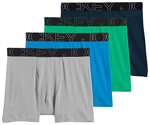 Jockey Cotton Boxers - 9