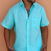 Chico Guapo men's linen shirt