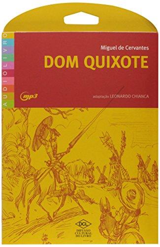 Dom Quixote - Audiolivro