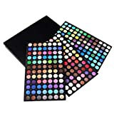 Aoohe 252 Pro more-Colorful Matte Shimmer Eyeshadow Makeup Set Palette Cosmetic