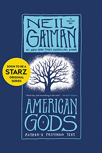 Read Online American Gods: Author's Preferred Text pdf epub