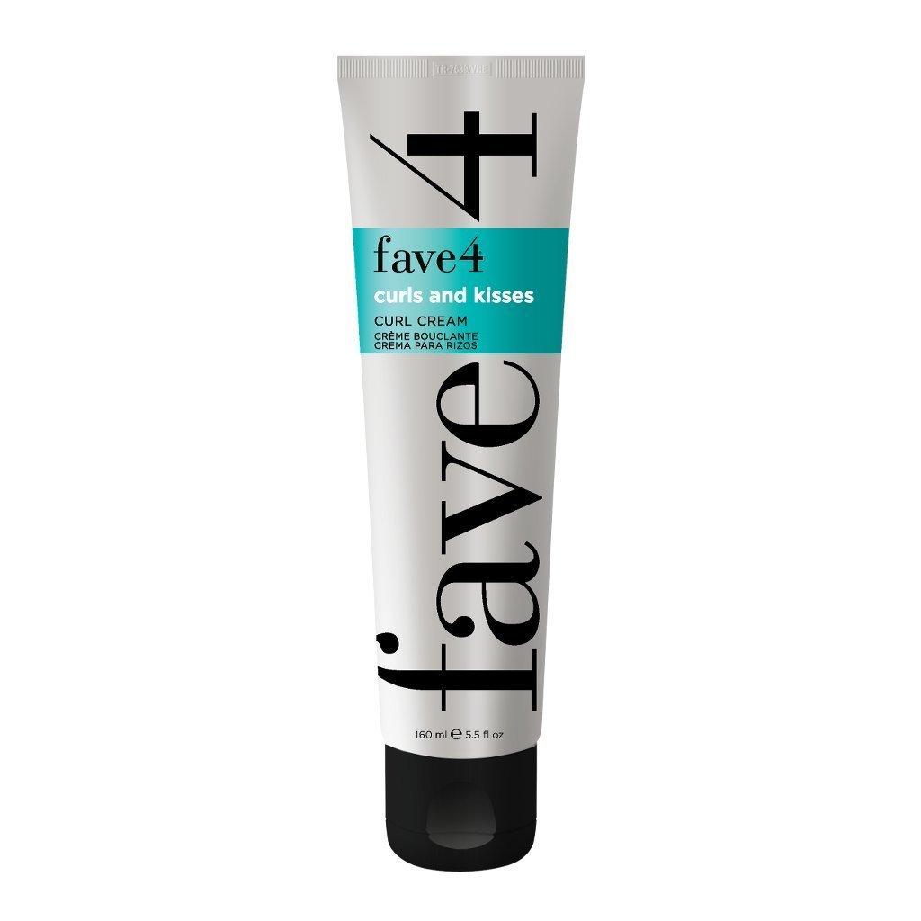 Fave4 Curls and Kisses - Curl Cream 5.5 oz