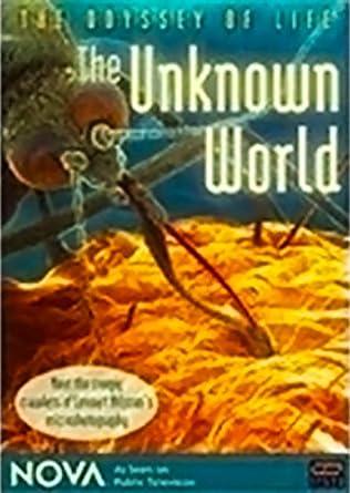 Amazon.com: NOVA - The Unknown World: David Ogden Stiers, Bo Moller ...