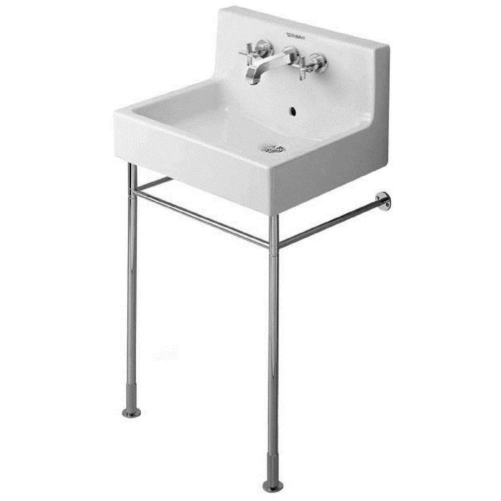 Duravit 0030631000 Vero Metal Console, Chrome - Bathroom Vanities ...
