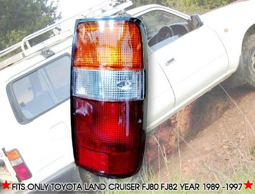 Toyota Land Cruiser Landcruiser Fj82 Fj80 Rear Tail Light Lamp Right Side RHS