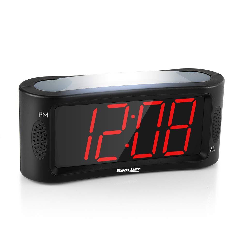 1d2377f1a9ca Mejor valorados en Relojes despertadores   Opiniones útiles de ...