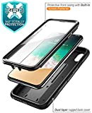 iPhone Xs Max Case, [Armorbox] i-Blason [Built in Screen Protector][Full Body] [Heavy Duty Protection] [Kickstand] Shock Reduction Case for iPhone Xs Max 6.5 inch (2018) (Black)