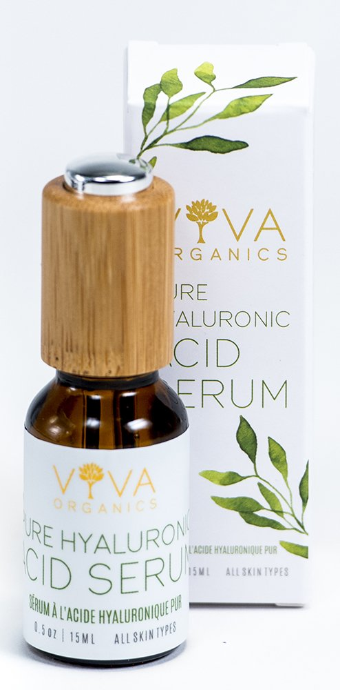 Viva Pure hyaluronic acid serum, 66 Grams, Clear Manufacturer
