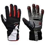 West Biking Winter Cycling Thicken Fleece Ultra-warm Gloves Bike Bicycle Waterproof Gloves Full