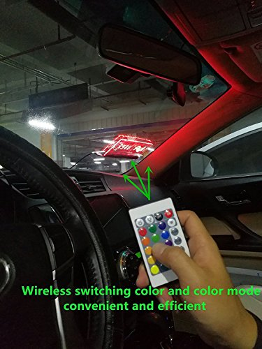 Uber Lyft LED Light Sign Logo Sticker Decal Glow Accessories Remote Intelligent Control 16 Luminous Colors 4 Control Modes Uber Lyft Glowing Light Up Sign For Car Taxi