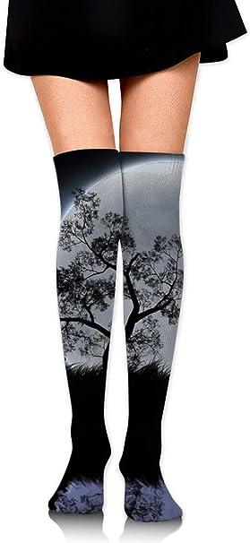 Calcetines de Falda para niña Uniformes Moon Wolf Mujeres ...