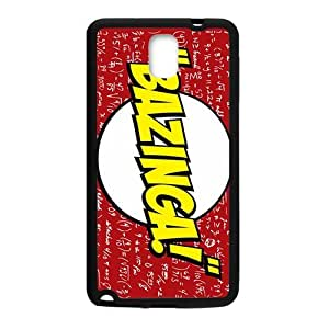 Bazinga game design Cell Phone Case for Samsung Galaxy Note3 by runtopwell